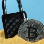 Bitcoin padlock