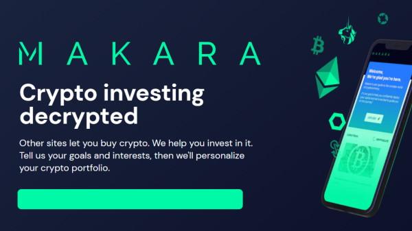 Makara crypto robo-advisor