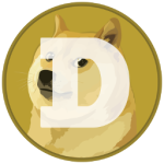 Dogecoin cryptocurrency logo