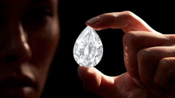 Sotheby's diamond auction Bitcoin